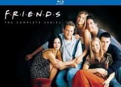 Friends: The Complete Series Blu-ray box