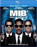 Men in Black 3 Blu-ray box