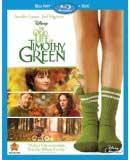 The Odd Life of Timothy Green Blu-ray box
