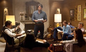 Argo movie scene