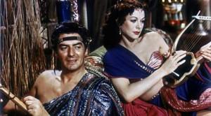 Samson and Delilah movie scene
