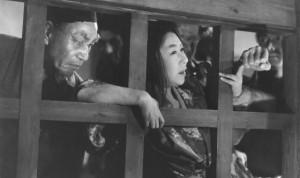 Sansho The Bailiff movie scene