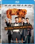 Seven Psychopaths Blu-ray box