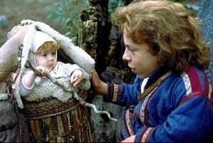 Willow movie scene