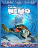 Finding Nemo Blu-ray box
