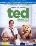 Ted Blu-ray box
