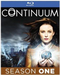 Continuum Blu-ray box