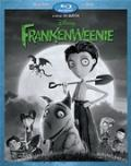 Frankenweenie Blu-ray box