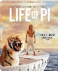 Life of Pi Blu-ray box