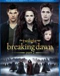 The Twilight Saga: Breaking Dawn Part 2 Blu-ray box