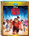Wreck-It Ralph Blu-ray 3D box