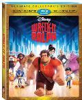 Wreck-It Ralph Blu-ray 3D box