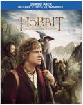 The Hobbit: An Unexpected Journey Blu-ray box