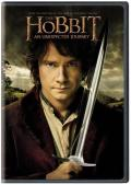 The Hobbit: An Unexpected Journey DVD box