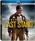 The Last Stand Blu-ray box