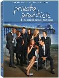 Private Practice: Season 6 DVD box