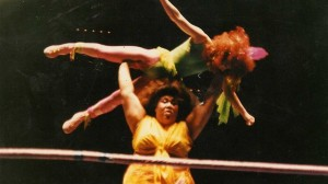 GLOW: The Story of the Gorgeous Ladies of Wrestling movie scene