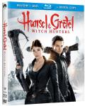 Hansel &amp; Gretel: Witch Hunters Blu-ray box
