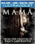 Mama Blu-ray box