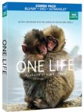 One Life Blu-ray box