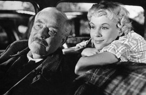 Wild Strawberries movie scene