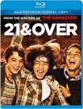 21 and Over Blu-ray box
