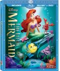 The Little Mermaid Blu-ray box