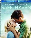 Safe Haven Blu-ray box