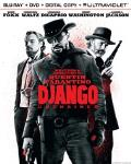 Django Unchained Blu-ray box