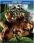 Jack the Giant Slayer Blu-ray 3D box