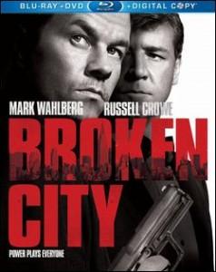 Broken City Bluray