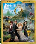 Oz the Great and Powerful Blu-ray/DVD Combo box