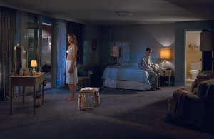 Gregory Crewdson: Brief Encounters scene