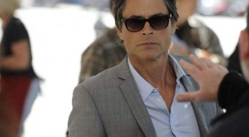 Rob Lowe is a savvy political strategist in the 2012 thriller coming in June!