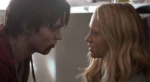 Nicholas Hoult and Teresa Palmer get into a little zombie romance in this comedy.