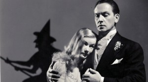 I Married a Witch movie scene