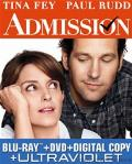 Admission Blu-ray box