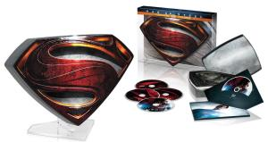 Man of Steel Blu-ray 3D Limited Collector's Edition