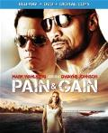 Pain & Gain Blu-ray box