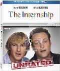 The Internship Blu-ray box