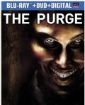 The Purge Blu-ray box