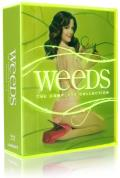 Weeds: The Complete Collection Blu-ray box