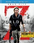 World War Z Blu-ray box