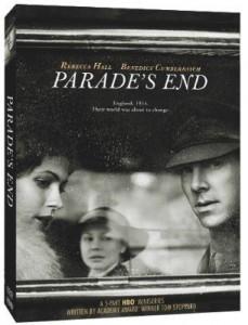 Parades End DVD