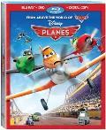 Planes Blu-ray box