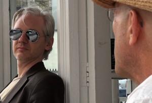 We Steal Secrets: The Story of WikiLeaks movie scene