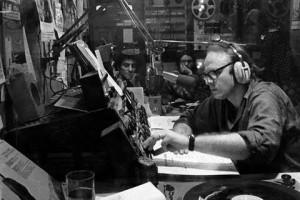 Radio Unnameable movie scene