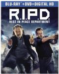 R.I.P.D. Blu-ray box
