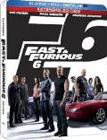 Fast & Furious 6 Blu-ray box