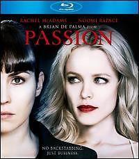 Passion Blu-ray